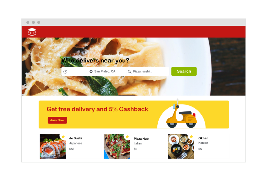 PerimeterX for Food Delivery Services