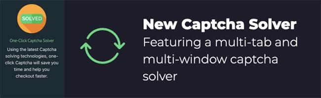 New Captcha solver