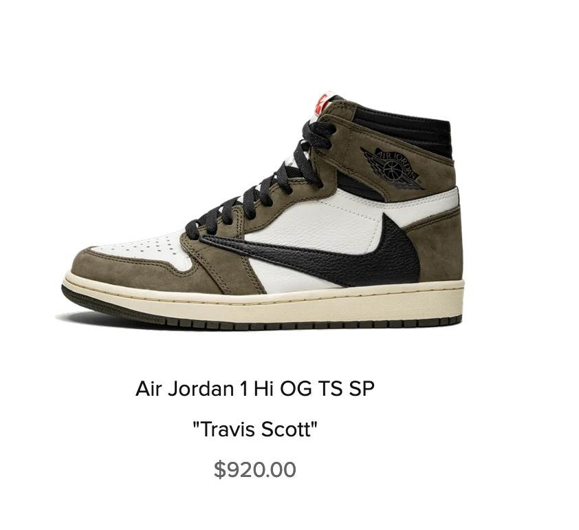 Air Jordan 1 Hi OG TS SP