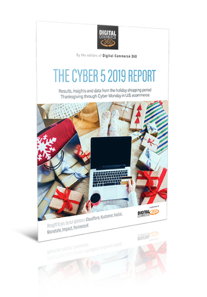 From Thanksgiving to Cyber Monday: E-commerce Stats, insights and trends