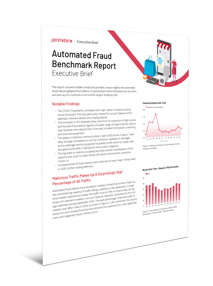 Automated Fraud Benchmark Report: E-commerce Edition Executive Brief